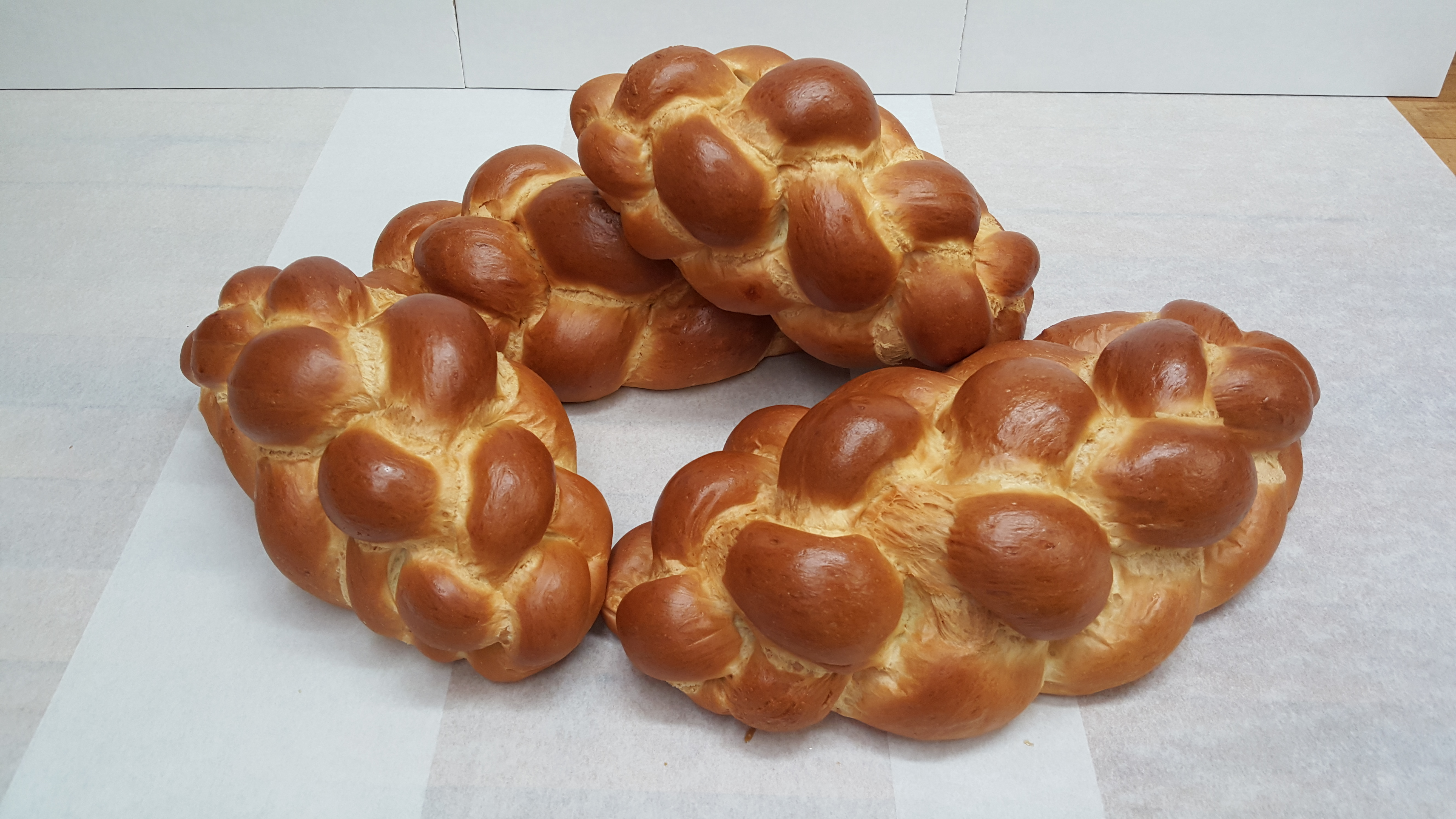 Challa bread !